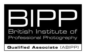 Qualified to Associate level with the British Institute of Professional Photography ABIPP