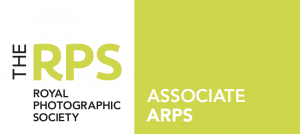 Qualified as an Associate of the Royal Photographic Society ARPS